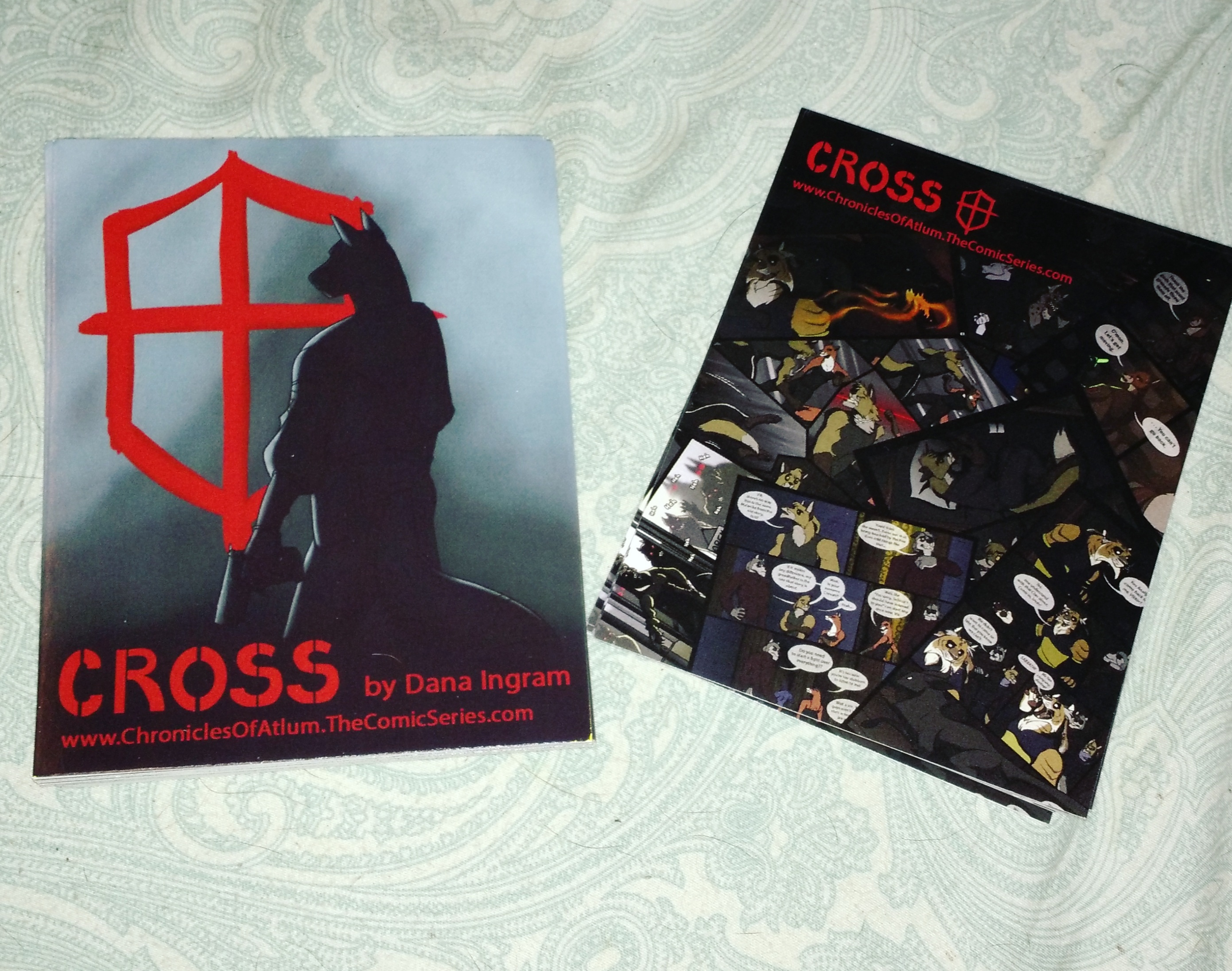 Cross Postcards for Sale!